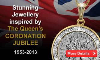 Coronation Jubilee Jewellery