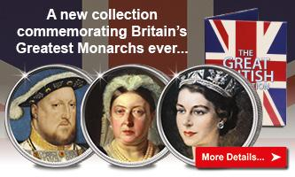 The Great British Kings and Queens Collection