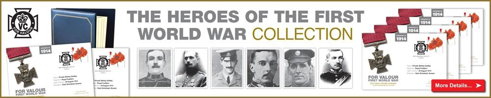 Heroes of the First World War Collection