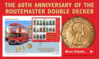 Routemaster Double Decker