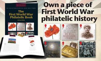 WWI Centenary Book