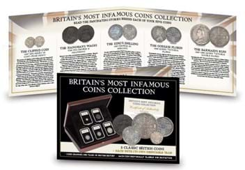 Britain's Most Infamous Coins Collection (1)