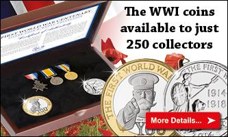 First World War Coin Set