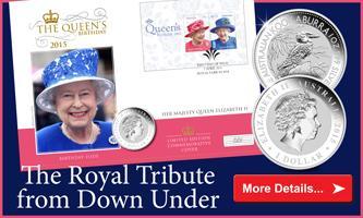 Queen Elizabeth II Birthday Cover