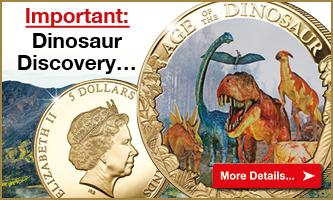 Age of the Dinosaur Coin