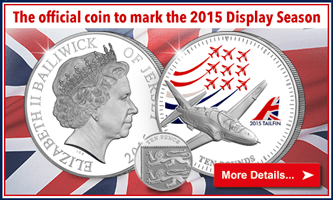 Issued to mark the 2015 Display Season