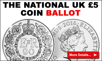 Enter the UK Coin Ballot