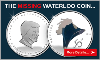 The Missing Waterloo Coin...