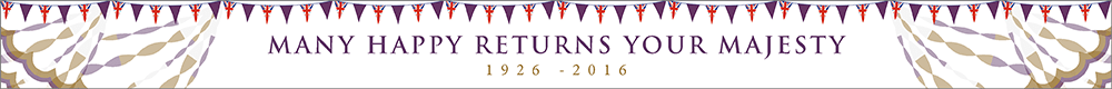 Queens 90th Birthday Takeover Homepage Banner 1000x 80