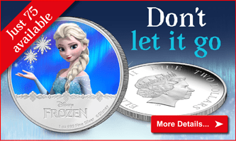 Don't let the Frozen coin pass you by - secure yours now.