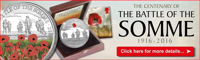 Commemorate the centenary of the Battle of the Somme