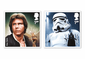 Star Wars Stamps 2