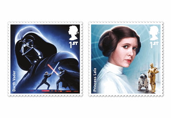 Star Wars Stamps 3