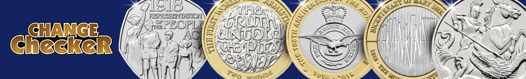 2018 Change Checker UK Coins Landing Page