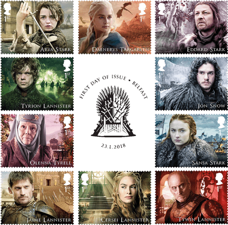 Stamps and Throne Postmark Desktop