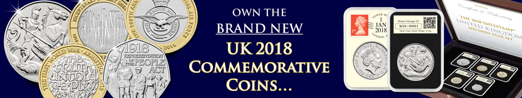 Custom Search Page Banner 2018 Commemorative Coins large