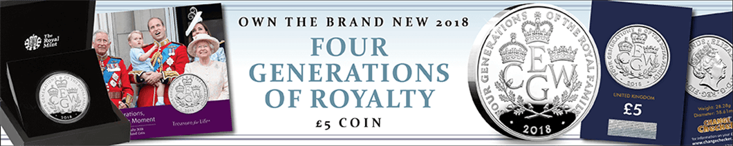 2018 Four Generations of Royalty Westminster custom banner