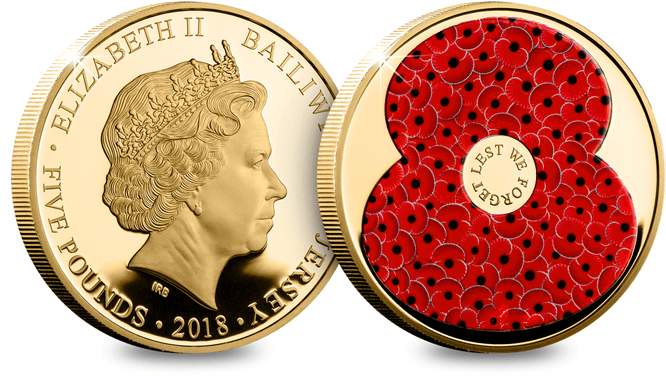 Landing Page Image Rbl 2018 Poppy 5 Proof Coin Obverse Reverse 666Px