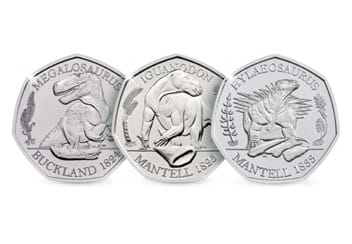 Dinosauria BU 50p collection.jpg