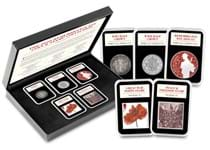 This collection marks Remembrance Day 2020. It includes coins from WWI & WW2, as well as a stamp to mark both the commemoration of both World Wars. Also includes the 2020 Remembrance Day BU £5 coin.