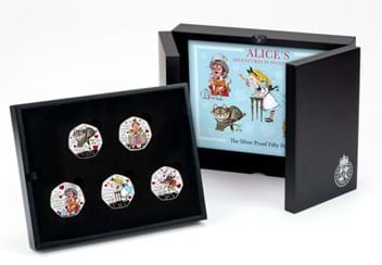 LS-2021-IOM-Silver-colour-50p-Alice-in-wonderland-set-of-5-box.jpg