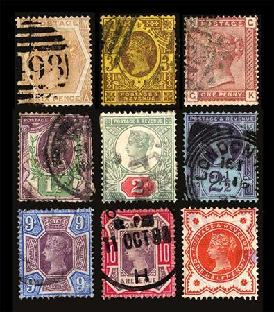 Preserve Victorian Stamp History And Save 163 1 920 40 On The