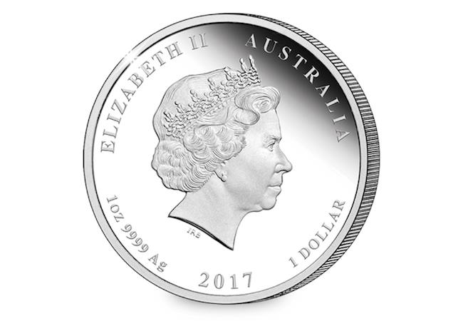 Own The Perth Mint Platinum Wedding 1oz Silver Proof Coin