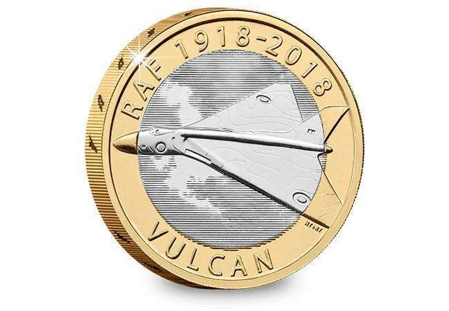 Own The Vulcan Uk 163 2 In Silver Proof Quality