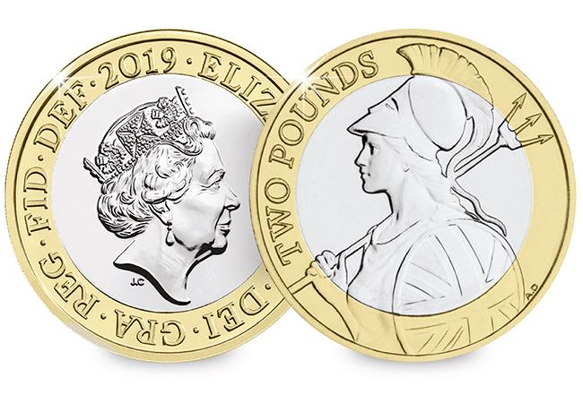 Own All 13 Of The Uk S Brand New 2019 Coins