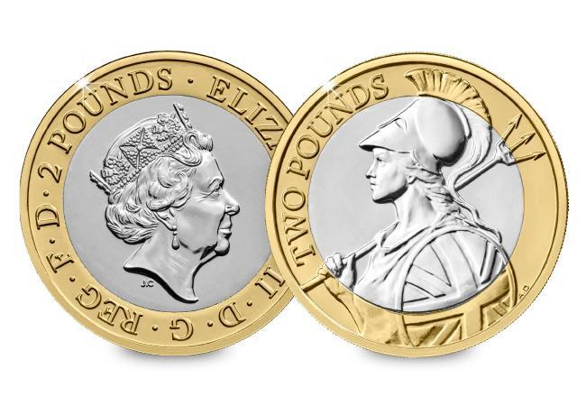new coins 2020 uk