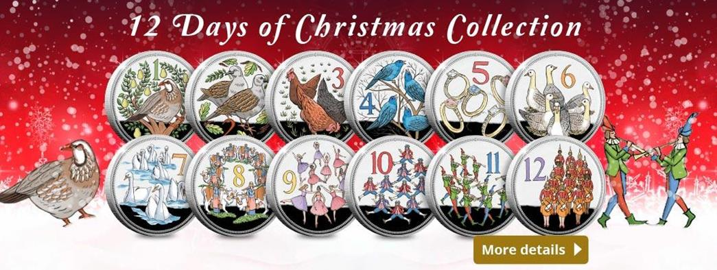 Introducing The 12 Days of Christmas Collection