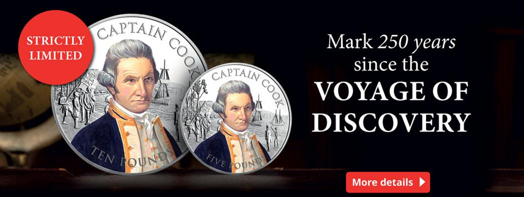 Mark 250 years since the Voyage of Discovery