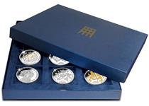A 12 Coin standard Display Case.