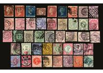 43 carefully selected stamps form the foundation of the Queen Victoria Stamp Collection allowing you to tailor the collection at your own speed.