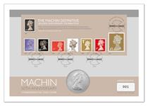 Machin's effigy of Her Majesty the Queen is possibly the most iconic image in history. So, for its 50th Anniversary, the Machin Definitive 50th Anniversary First Day Coin Cover has been issued.