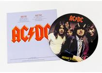 This Silver Foil has been issued to celebrate AC/DC's album, Highway to Hell. The round silver note resembles the original record and is minted in fine silver to an impressive 168mm in diameter