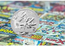 Struck in 1oz of fine silver to a pristine Brilliant Uncirculated finish, the new coin features an engraved image of arguably the most popular character in the Marvel franchise - Iron Man.