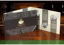 This Heritage Proof Collection pays tribute to the historic Crown coins, with 6 reproductions of the most elusive and iconic crowns. Comes in a presentation pack to store your heritage proofs.