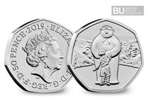 The Snowman™ returns for 2019 on a BRAND NEW 2019 UK 50p! The Royal Mint have just released the second Snowman™ 50p. Available to own in superior collector quality. This is a must-have for Christmas.