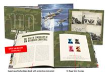 A philatelic tribute to celebrate 100 Years since the end of the First World War. Features 92 Royal Mail stamps issued to commemorate the end of the First World War. Edition Limit: 100.