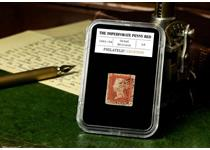 The Penny Red was issued to replace the world's first stamp, the Penny Black, and went on to become Britain's longest running stamp issue. Comes complete with a story card telling its history.