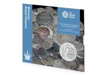 This pack contains the official Royal Mint £5 coin issued by The Royal Mint as part of the Tower of London collection. Struck to Brilliant Uncirculated finish and comes in Royal Mint packaging.