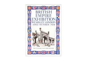 The British Empire Exhibition 'Wembleys' (2)