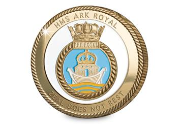 Navy Commemoratives Ark Royal Reverse