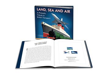 Land sea and air book main