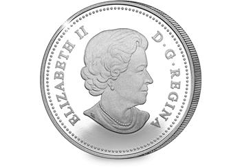 Will and Kate Royal Tour Obverse