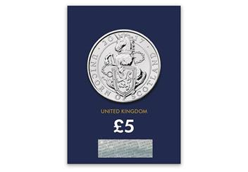 Unicorn-of-Scotland-5-Pound-Coin-BU-Pack-Front