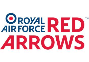 Red Arrows RAF logo