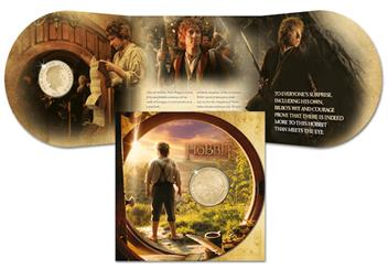 Hobbit Brilliant Uncirculated Coin Pack