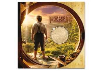 Hobbit Brilliant Uncirculated Coin Pack Front